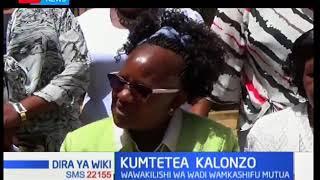 Kumtetea Kalonzo:Wawakilishi wa wadi wamkashifu Alfred Mutua