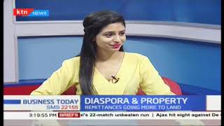 Diaspora involvement in real estate and property purchasing