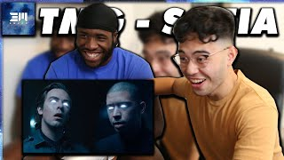 TMG - Sofia (Official Video) - 3mSquad REACTION!
