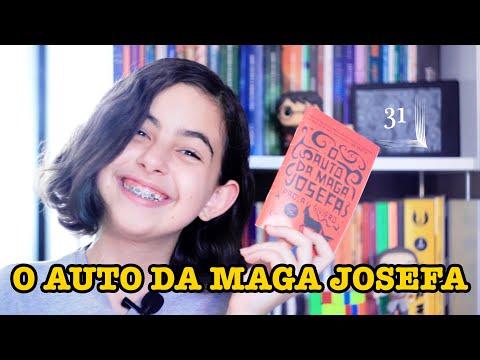 O Auto da Maga Josefa - Dica de Leitura