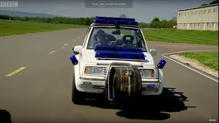Police Car Challenge (Part 1)   Top Gear