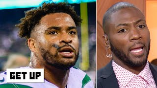 'The Jets are delusional' for fielding trade offers for Jamal Adams - Ryan Clark | Get Up