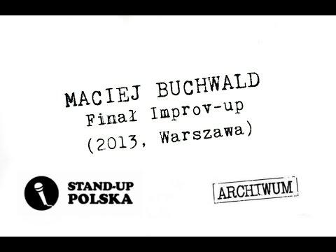 Maciek Buchwald - Finał Improv-up'u