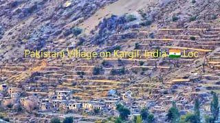 View from Kargil LoC Video 3