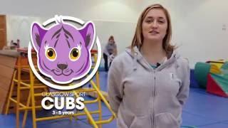 Cubs 3-5yrs Gymnastics Classes