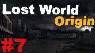 Прохождение сталкер Lost World Origin (часть 7)