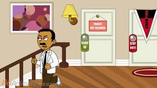 Mr. Garvey has had enough