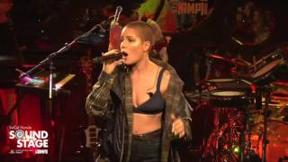 Halsey May 16, 2017 Performance And Interview
