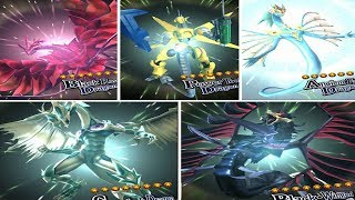 Yu-Gi-Oh! Duel Links - All 5D's Character Summon Animation