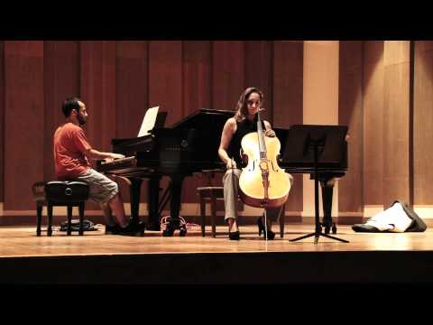 Brahms - Cello Sonata No.1 in E minor - Excerpt