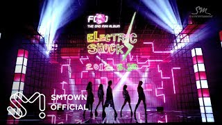f(x) 에프엑스 'Electric Shock' MV Teaser