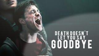 """sad Multifandom   """"Death doesn't let you say goodbye"""""""