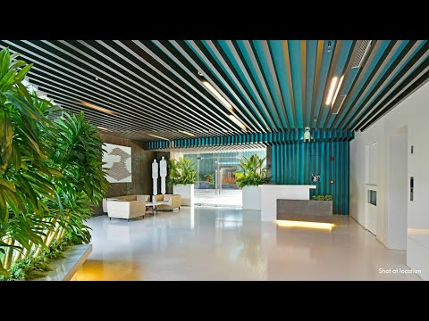 3D Tour of Rustomjee Central Park Commercial