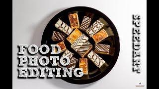 Detailed Food Photo Editing (Speedart)