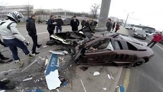 Аварии всех дорог. ужасные ДТП... Россия vs America