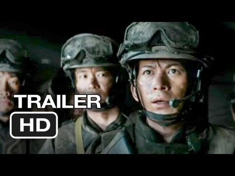 Library Wars (2013) Official Trailer