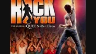 Musical   We Will Rock You ( Bohemian Rhapsody )