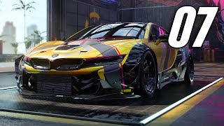 Need for Speed: Heat - Part 7 - BMW i8 Build