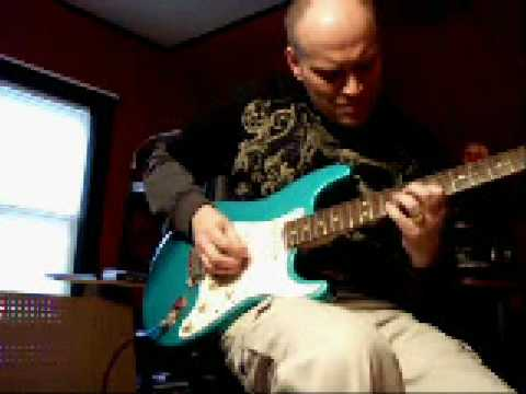 Cold Warning - Ambient Guitar Take 2 - Spindrift