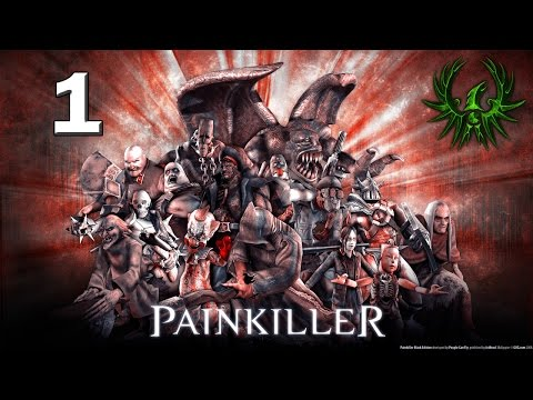 Painkiller: Пора зачищать ад
