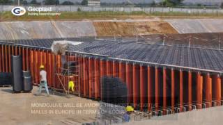 Geoplast New Elevetor Tank used for Piedmont Mall MondoJuve