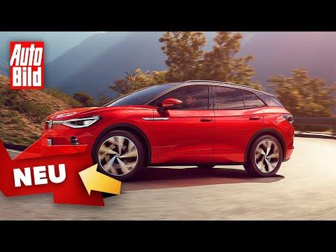 VW ID.4 GTX (2021) | Bye Bye GTI - Satte 299 PS im ID.4 GTX | Neu