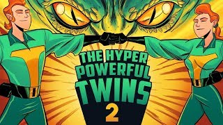 THE HYPER POWERFUL TWINS IN SEX CLASS - SOCIETY OF VIRTUE