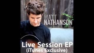 Matt Nathanson - All I Have to Do Is Dream