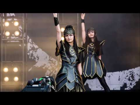 BABYMETAL Elevator Girl -Live- Audio [Lyrics Romaji]