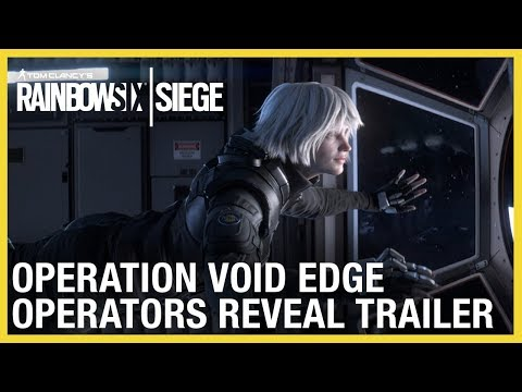 Rainbow Six Siege: Operation Void Edge – New Operators Reveal Trailer | Ubisoft [NA]