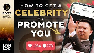 How To Get Celebrities To Promote Your Product Or Service