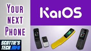 4G Dumbphones: Get one with KaiOS!