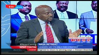ANC Deputy Party Leader Kipruto Arap Kirwa on matters NASA's power deal