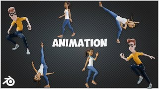 Become a PRO at Animation in 25 Minutes   Blender Tutorial