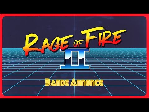 RAGE OF FIRE 2  [Trailer VF]