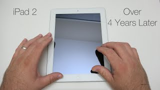 iPad 2 - Over 4 Years Later - dooclip.me