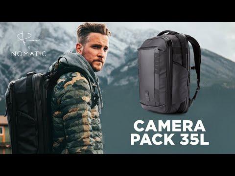 Nomatic McKinnon Camera Pack (Zaino, 35l)