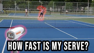 How Accurate Are Tennis Serve Speed Apps?