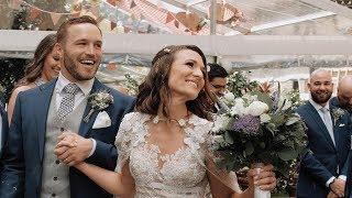 Emma & Matt // An Epic London Wedding Film At The Brewery, London [Panasonic GH5S, Sigma 18-35]