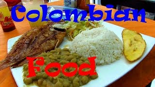 Awesome, Cheap Colombian Food In Cartagena, Colombia