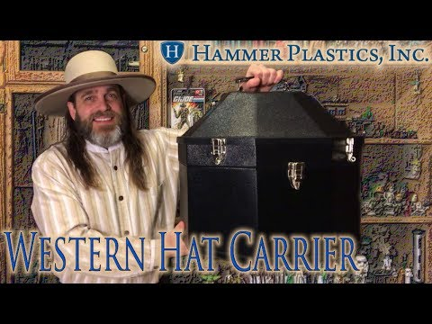 [REVIEW] Hammer Plastics Double Western Hat Carrier