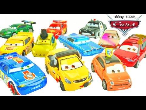 NEW DISNEY PIXAR CARS 2017 TOYS PISTON CUP RACERS WGP FANS