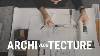 A Day in the Life of an Architect | Architecture vlog