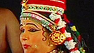 Thara in Balivadham Kutiyattam
