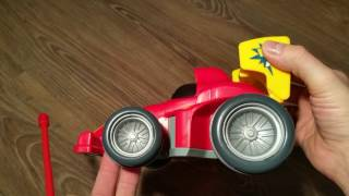 Fisher Price Fernlenk auto