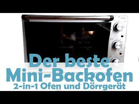 ᐅᐅ】 Steba Mini-Backöfen Vergleich & Test | Dein ...