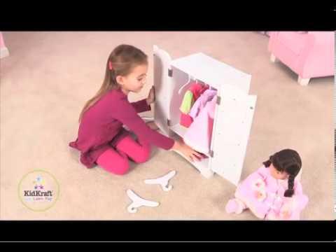 KidKraft Puppenschrank Lily 60132