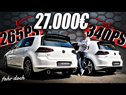 VW GOLF GTI Clubsport | STOCK oder TUNED? Review und Fahrbericht | Fahr doch