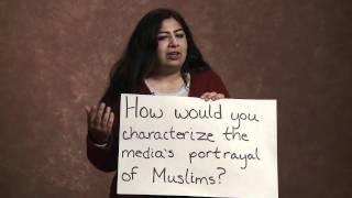 How Would You Characterize The Media's Portrayal Of Muslims?
