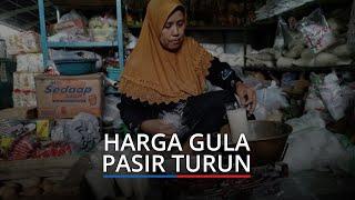 Harga Kebutuhan Pokok di Pasar Raya Padang, Rabu (16/9/2020) Cek Gula Pasir, Kacang dan Cabai Rawit